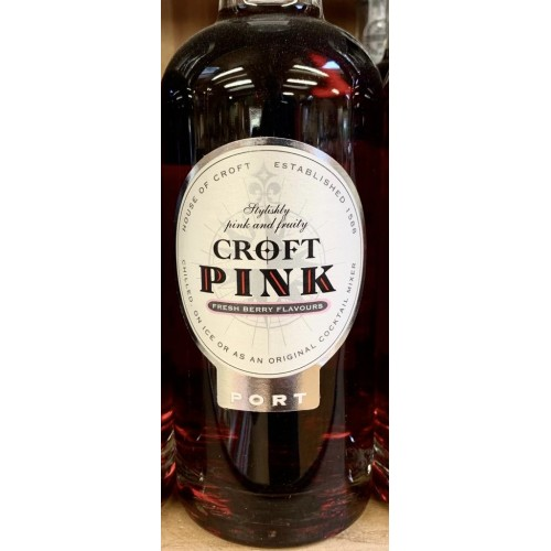 Croft Pink Port (50cl)