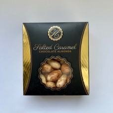 Salted Caramel Chocolate Almonds