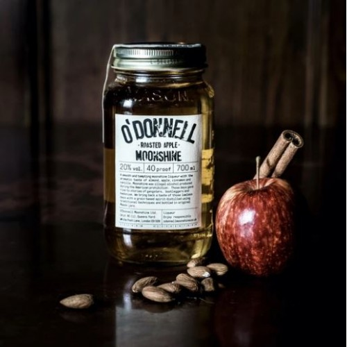 Roasted Apple Moonshine 700ml