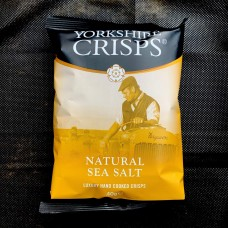 York Crisps - Natural Sea Salt 40g