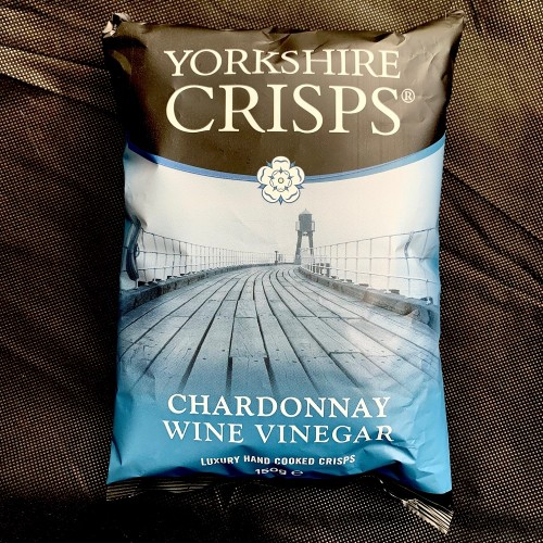 York Crisps - Chardonnay Wine Vinegar 150g